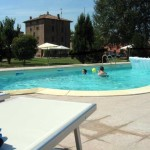 Pensioni Ferrara - Pensione-agriturismo Torre Del Fondo - Piscina